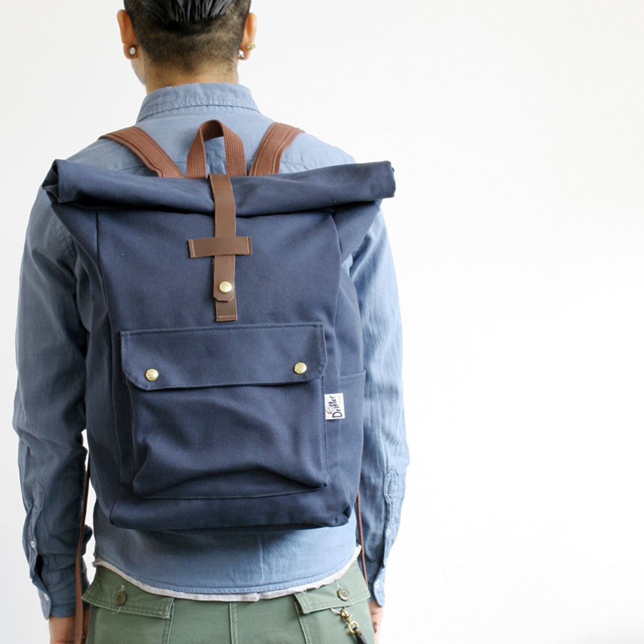 CANVAS ROLL TOP