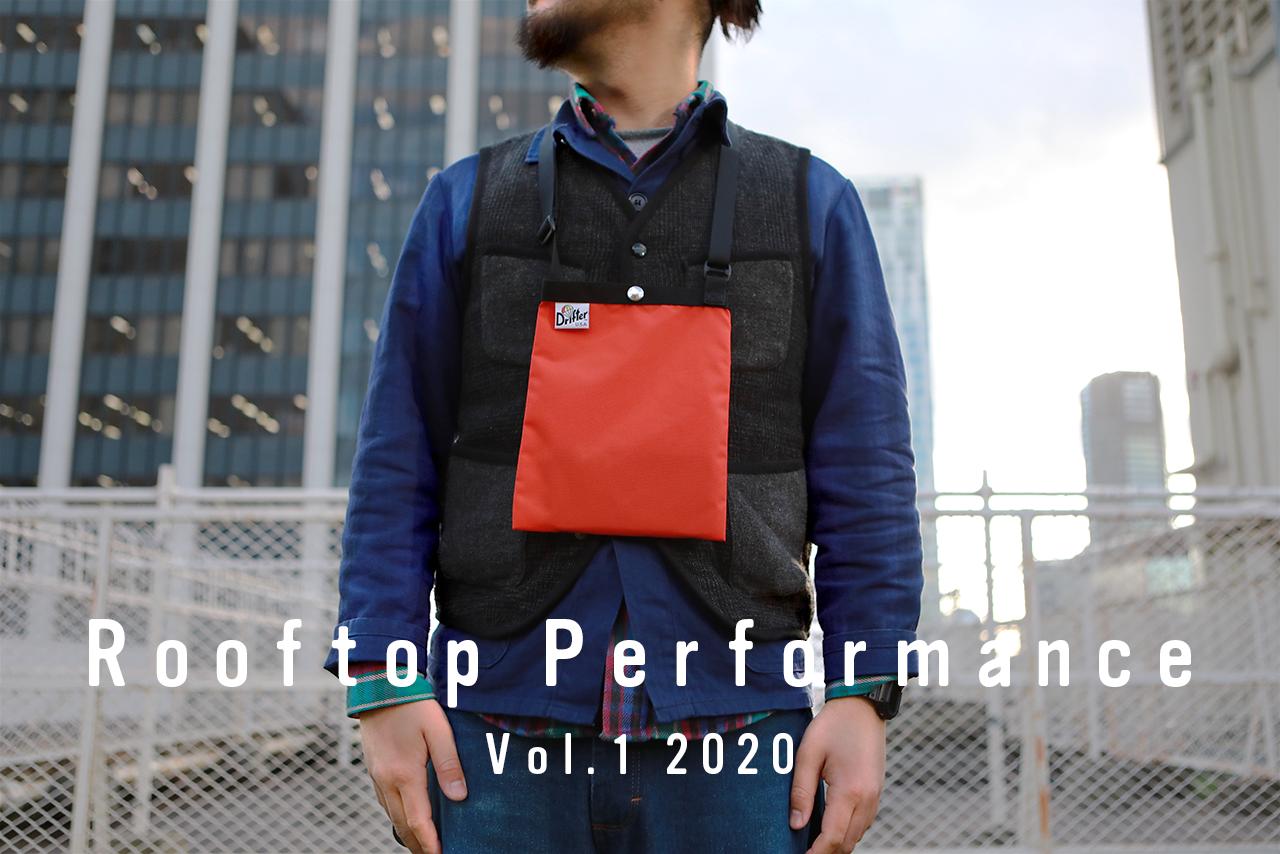 roofTop performance drifter blog